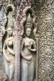 Angkor Wat - Καμπότζη Στοκ φωτογραφία με δικαίωμα ελεύθερης χρήσης