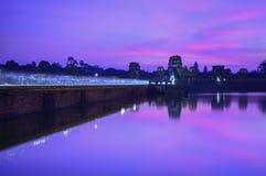 Angkor Wat, Καμπότζη Στοκ φωτογραφίες με δικαίωμα ελεύθερης χρήσης
