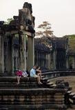 Angkor Wat Καμπότζη Στοκ φωτογραφίες με δικαίωμα ελεύθερης χρήσης