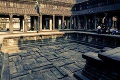 Angkor Wat Καμπότζη Στοκ εικόνες με δικαίωμα ελεύθερης χρήσης