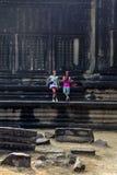 Angkor Wat Καμπότζη Στοκ Εικόνες