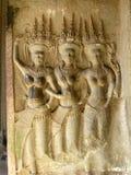 Angkor Wat, Καμπότζη Στοκ Εικόνες