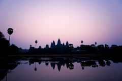 Angkor Wat Καμπότζη Στοκ Εικόνα