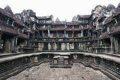 Angkor Wat, Καμπότζη Στοκ εικόνα με δικαίωμα ελεύθερης χρήσης