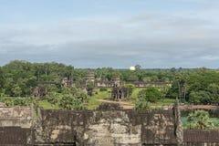 Angkor Wat, Καμπότζη Στοκ Φωτογραφία