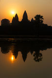 Angkor Wat, Καμπότζη Στοκ Εικόνα