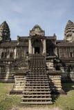 Angkor Wat μέσα στη λεπτομέρεια. Καμπότζη Στοκ φωτογραφία με δικαίωμα ελεύθερης χρήσης