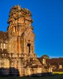 Angkor wat το πρωί Στοκ Εικόνα