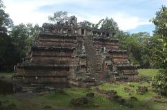 Angkor Wat. Το Siem συγκεντρώνει. Καμπότζη Στοκ Φωτογραφίες