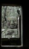 Angkor Wat - 1000 χρονών χαμογελούν Στοκ εικόνες με δικαίωμα ελεύθερης χρήσης