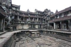 Angkor Wat, Камбоджа Стоковое Изображение