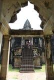 Angkor Wat, Камбоджа Стоковая Фотография RF