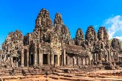 Angkor Wat, Камбоджа Стоковые Изображения RF