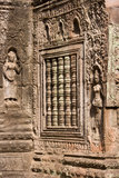 Angkor Wat -柬埔寨 库存照片