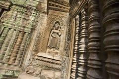 Angkor Wat -柬埔寨 免版税库存照片