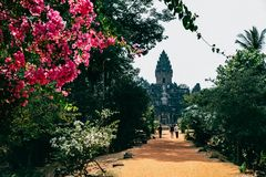 Angkor Wat#1 Stock Photo
