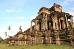 Angkor Wat Obrazy Stock