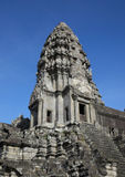 Angkor wat. The world's largest religious monument Stock Photo