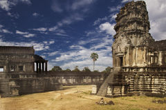 Angkor Wat Stock Afbeelding
