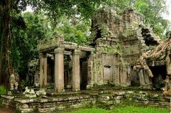 Angkor Wat Lizenzfreies Stockbild