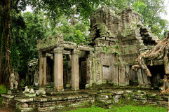 Angkor Wat Imagem de Stock Royalty Free