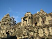 Angkor Wat 2 royalty-vrije stock foto's