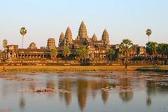 Angkor Wat Stock Photos