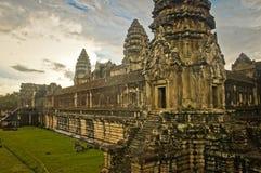 Angkor Wat Fotografie Stock Libere da Diritti
