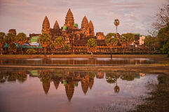 Angkor Wat Imagem de Stock