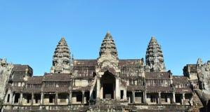 Angkor wat. In cambodia siem reap Stock Photos