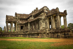 Angkor Wat Royaltyfria Bilder