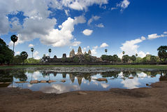 Angkor Wat Images libres de droits