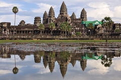 Free Angkor Wat Royalty Free Stock Photos - 28973828