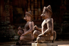 Angkor Wat Stockfoto