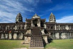 Angkor Wat στοκ εικόνα με δικαίωμα ελεύθερης χρήσης