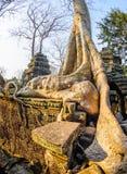 Angkor wat 17 Στοκ Εικόνες