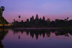 Angkor Wat Obraz Stock