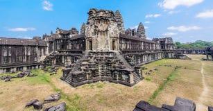 Angkor wat 45 Στοκ Εικόνα