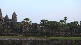 Angkor wat απόθεμα βίντεο