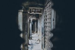 Angkor Wat#4 Royalty Free Stock Photo