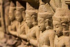Angkor Wat Royaltyfri Fotografi