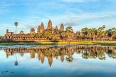 Free Angkor Wat Royalty Free Stock Photography - 43933607