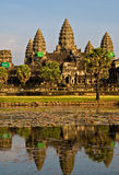 Angkor wat. Royalty Free Stock Image