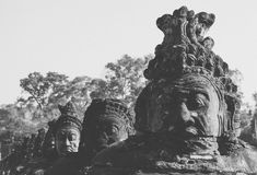 Angkor Wat#5 Royalty Free Stock Images