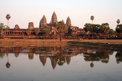 Free Angkor Wat Royalty Free Stock Photos - 5028578