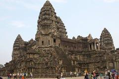 Angkor Wat Στοκ φωτογραφία με δικαίωμα ελεύθερης χρήσης