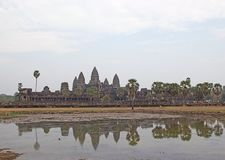 Angkor Wat Στοκ εικόνες με δικαίωμα ελεύθερης χρήσης