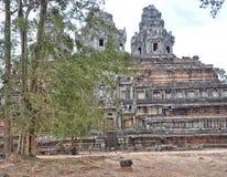 Angkor Wat Royaltyfri Foto