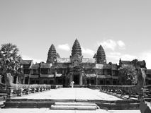 Angkor Wat Fotografia de Stock Royalty Free