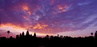 Angkor Wat Στοκ φωτογραφίες με δικαίωμα ελεύθερης χρήσης